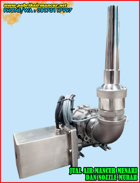 Distributor 1D one D nozzle di surabaya