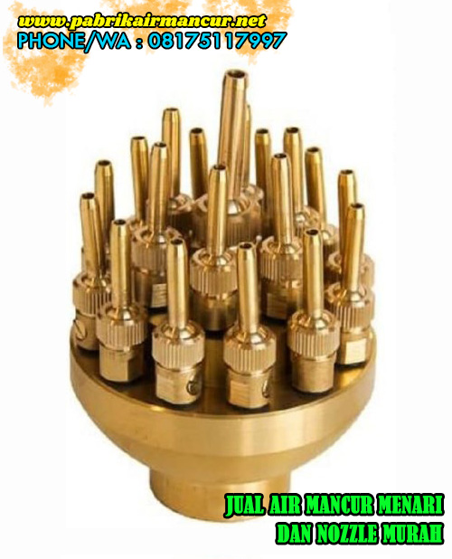Distributor nozzle adjustable blossom berkualitas di surabaya