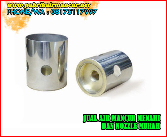 Jual Nozzle Murah Cup Bubble Stainless Steel