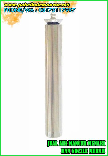 Nozzle Trumpet Stainless Steel Air Mancur harga Bersahabat