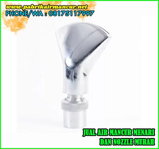Nozzle kipas berkualitas untuk air mancur