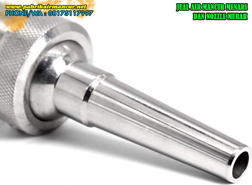 Single jet nozzle stainless