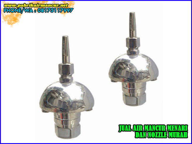 Supplier Nozzle Rotation Dragon Water Fountain di indonesia