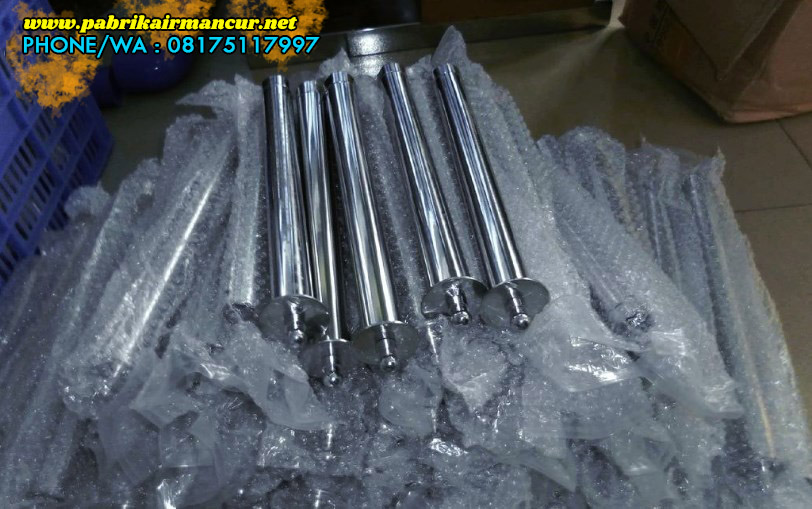 Tampilan nozzle stainless mushroom nozzle
